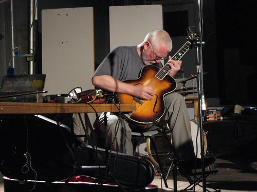 John Russell at Mopomoso 10/6/07