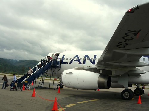 Llegada a Cajamarca