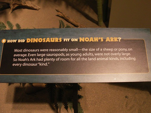Dino facts? 2