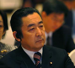 Prime Minister Ryutaro Hashimoto, Japan