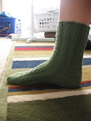practice sock