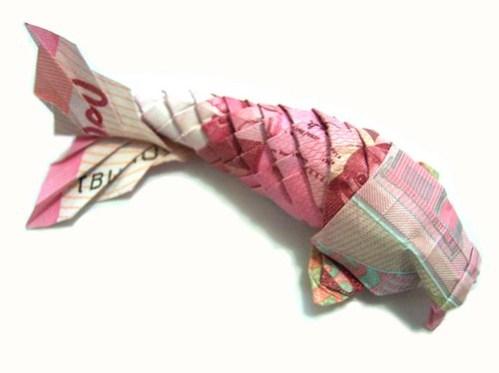 ikan koi rupiah