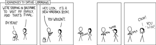 XKCD Librarians