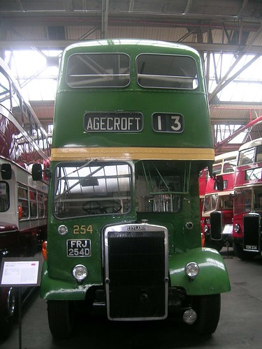 The 13 to Agecroft