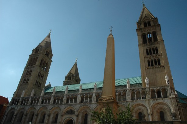 Cathédrale de Pécs