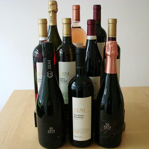Wine Tasting/Wijnproeven