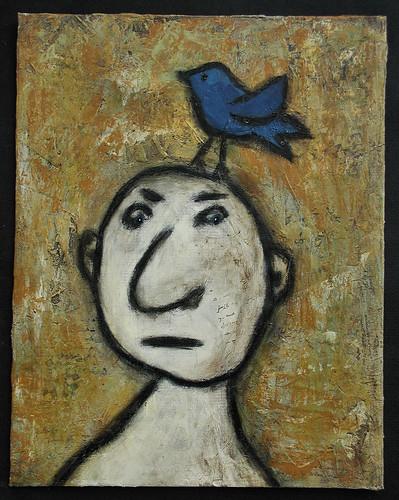 WIP (Work In Progress) Unnamed Bird Man