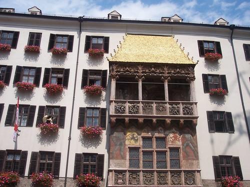 Tetto d'oro - Innsbruck