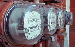 Widescreen Electricity Meters