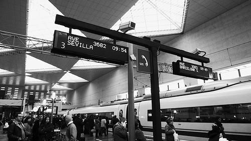 Destino Sevilla, me quedaré en Madrid