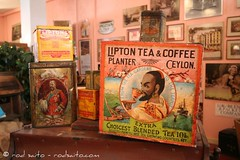 Lipton Tea Tin - Bramah Tea and Coffee Museum ...