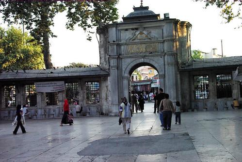 Eyup Sultan Mosque, Istanbul, Pentax K10d