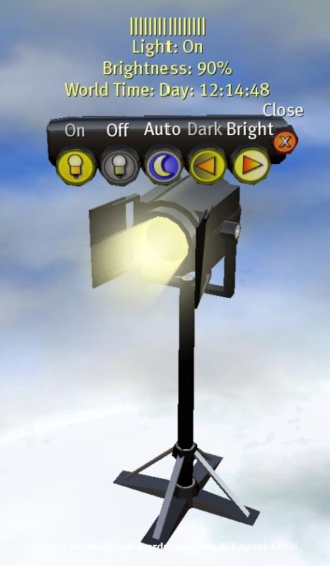 Lighting Console 02