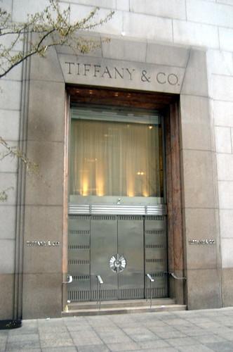 NYC: Tiffany & Co.