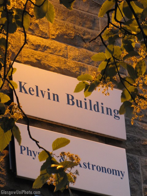 Kelvin Building of Physics and Astronomy