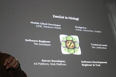Zenzui is hiring