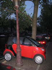 Smart Car, Amsterdam