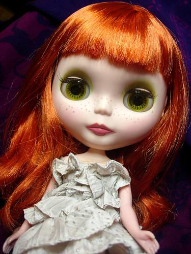New doll I'm customizing