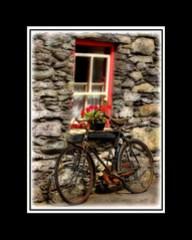 Postcard from O'Gallivan's Cottage