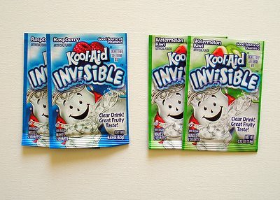 invisible Kool-Aid