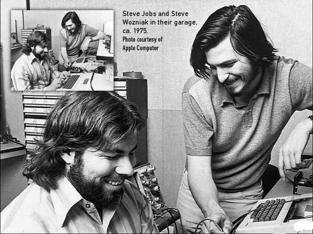 Steve Jobs teve uma evolução incrível nas suas apresentações