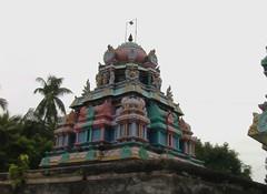 Vimanam of the main deity