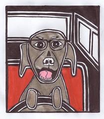 Seeing Eye Dog Original