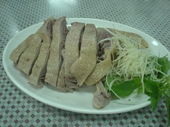 [吃] 官路缺鴨肉店 (3)_鴨肉切盤