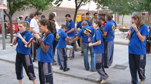 Preparatius 1, Barri Montserrat, Igualada