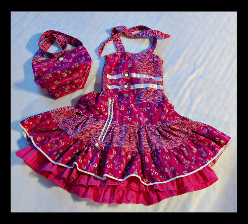 Meagan's dress