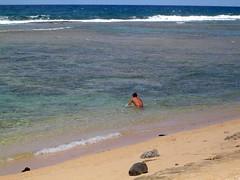 Larsen's Beach - nudie