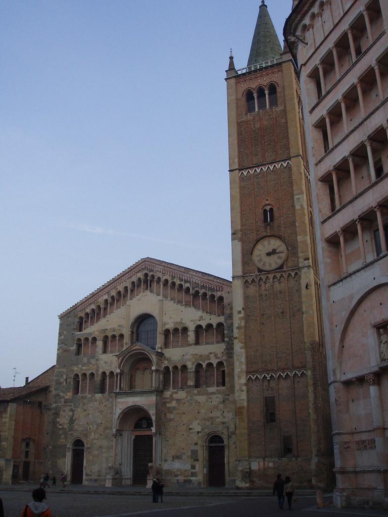 Duomo de Parma