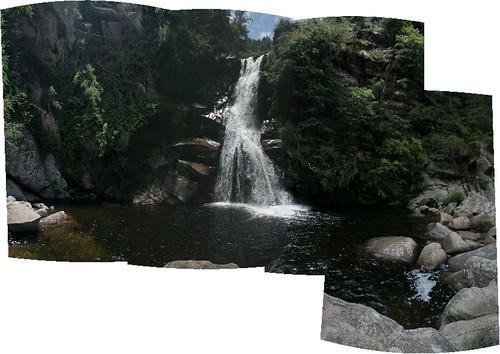 Cascada Grande en La Cumbrecita
