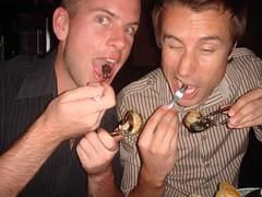 Tasty Snails!