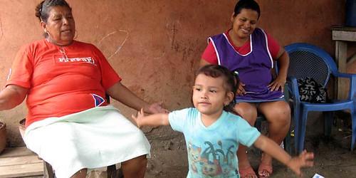 Nubia, Bella y Esperanza Margarita