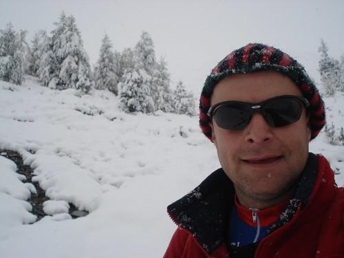 Hiking near Matterhorn