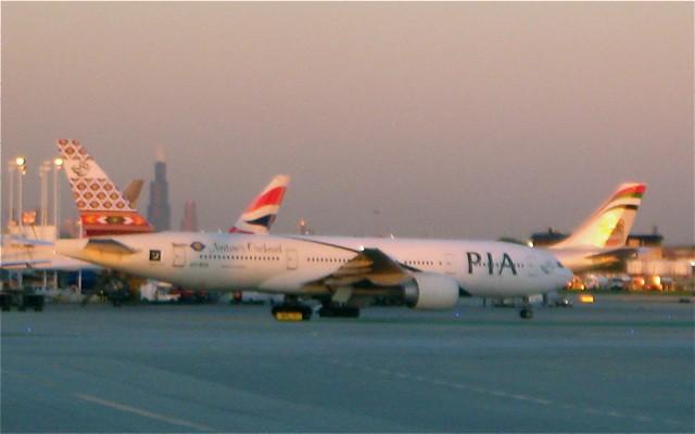 Pakistan International Airways Boeing 777