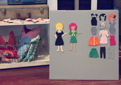 Gt Dress Up Felt Board Tutorial And Template Racheldenbow