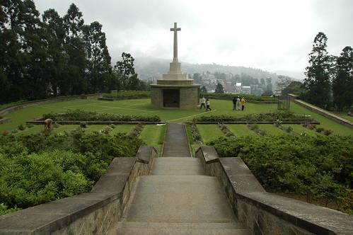 war memorial- kohima