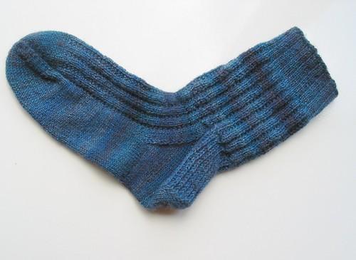 garterrib sock