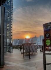 Sunset at Tokyo BIG SIGHT