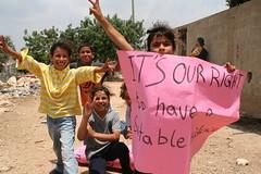 the kids of Izbat Tabib #1