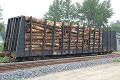 Flats & lumber cars