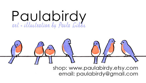 Business card, version 2.