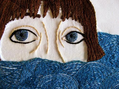 Self at Sea detail