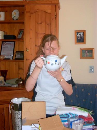 Nicola's 15th Birthday