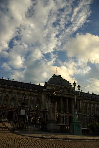 比利時皇宮