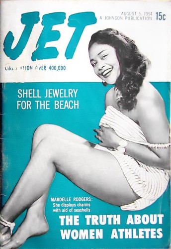 The Truth About Women Athletes - Jet Magazine Aug 5, 1954 by vieilles_annonces.