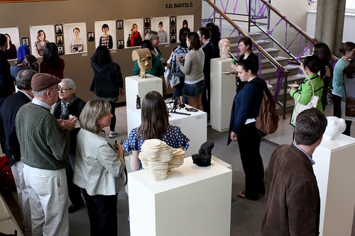 It's Personal/In the Rough: Opening Reception