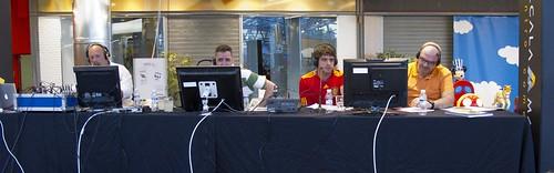 Equipo de Rk20 Radio en Alcalá Magna